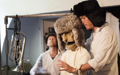 Theater Tieret pakt onverwachts prijs op Duits festival