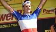 Pierre Latour (AG2R La Mondiale) blijft Frans kampioen tijdrijden, Thomas (Sky) in Engeland