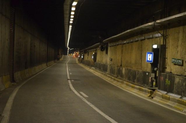 Leopold II-tunnel vanaf zaterdagavond volledig dicht