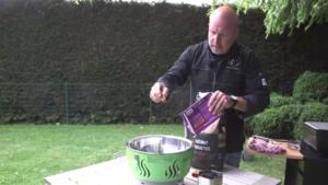 Grillmaster Peter De Clercq test 3 verschillende barbecues