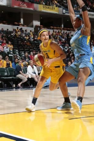 WNBA-club Indiana Fever neemt afscheid van Hind Ben Abdelkader