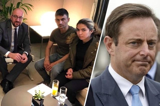 "De Wever: ""Premier Michel heeft ouders Mawda in slachtofferrol geduwd"""