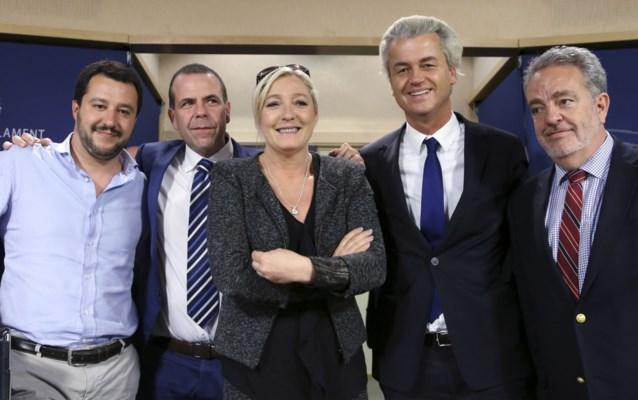 Vlaams Belang en andere Europese rechts-populisten moeten half miljoen terugbetalen voor etentjes