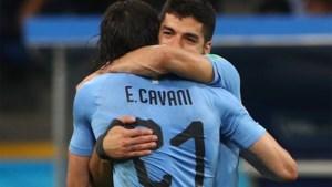"""Luis Suarez heeft slecht nieuws voor Uruguay: """"Ik vrees dat Cavani er niet bij zal zijn"""""""