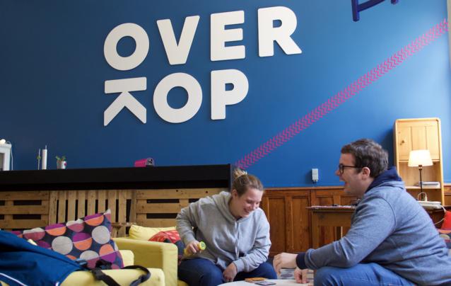 Op bezoek in het nieuwe Overkop-huis in Tienen