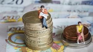 Loonkloof man-vrouw sterkst gedaald in België