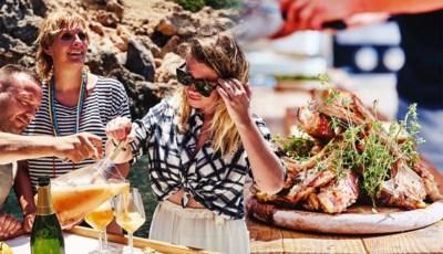 """Sofie Dumont grilt op Ibiza: """"Het is zo'n geweldig eiland, ik wil dat delen met mensen"""""""