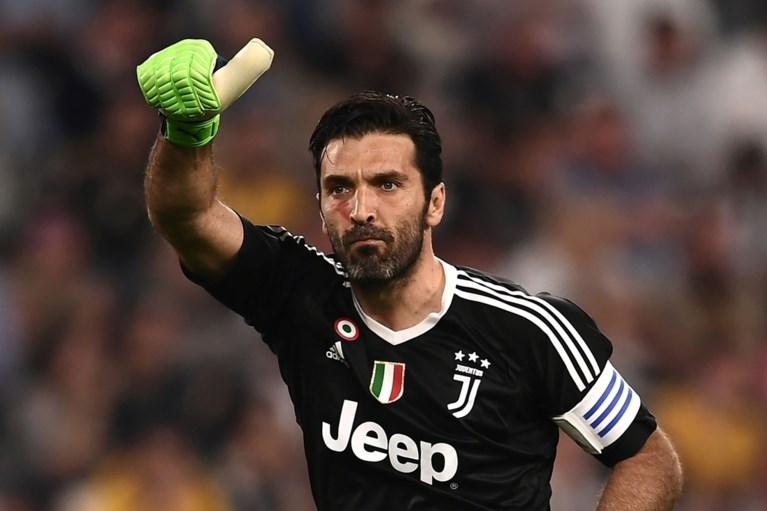 Begin van het finale hoofdstuk uit zijn loopbaan: Gianluigi Buffon is officieel speler van PSG