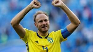 Zweedse aanvoerder mist geboorte dochtertje om kwartfinale tegen Engeland te spelen