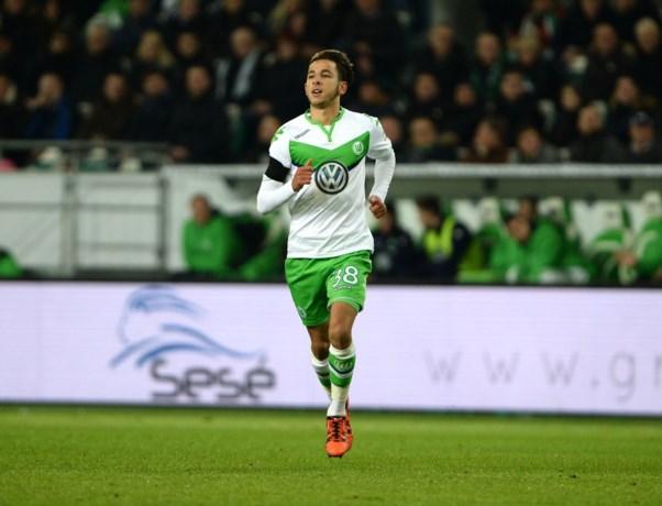 Belgisch toptalent Azzaoui (Wolfsburg) loopt opnieuw knieblessure op