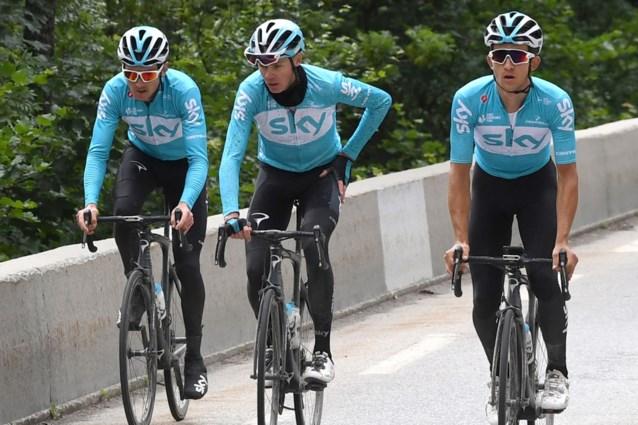 Definitieve deelnemerslijst voor de Tour de France 2018