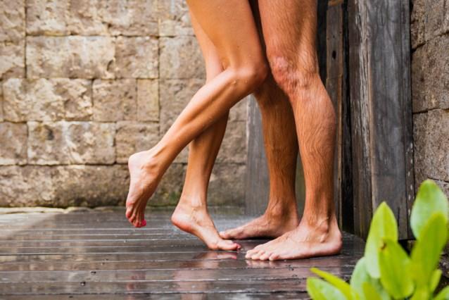 Zo vaak douchen we (en zo vaak hebben we seks in de douche)