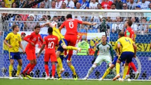 Specialisten van de dode bal: Engeland naar halve finales WK dankzij alweer stilstaande fase (en topdoelman)