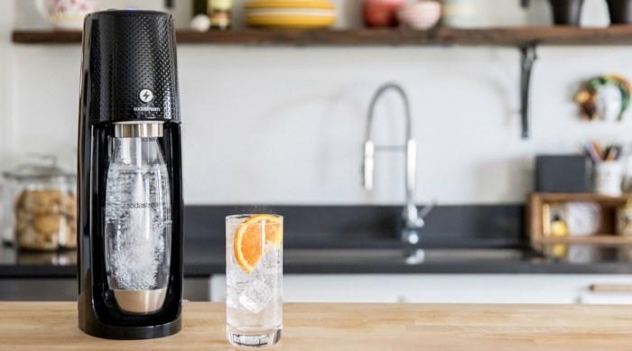 Het nieuwste model van Sodastream getest: een must have?