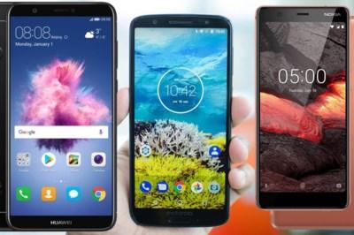 GETEST. Drie smartphones die minder dan 250 euro kosten