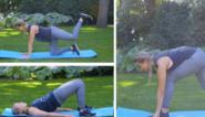 Met deze oefeningen krijg je strakkere billen in tien minuten