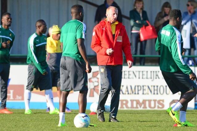 """Sven Vandenbroeck moet Zambia naar Africa Cup of Nations loodsen: """"Zijn opdracht is duidelijk"""""""