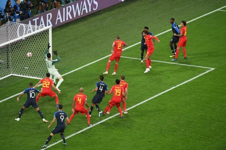 """REACTIES. Courtois en Hazard laken Frans antivoetbal: """"Ik verlies liever met dit België dan dat ik win met dit Frankrijk"""""""