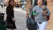 Lena Dunham deelt opvallende 'voor- en na'- foto: 'Tien kilo meer, maar zoveel gelukkiger