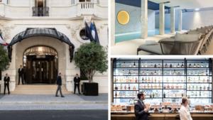 Iconisch hotel in Parijs gerenoveerd voor 200 miljoen euro