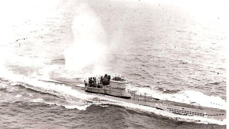 Duikers ontdekken onderzeeër, die de nazi's deden zinken om geheime technologie veilig te stellen