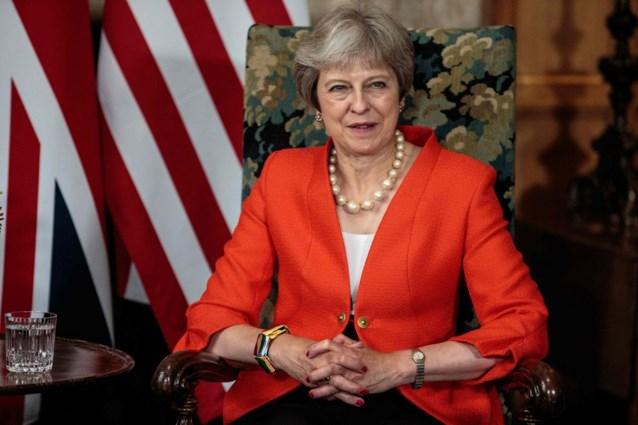 "Theresa May onthult ""agressief"" Brexit-advies van Donald Trump: ""Klaag de Europese Unie aan"""