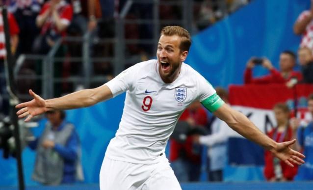 Harry Kane is topschutter van WK in Rusland, Lukaku strandt op gedeelde tweede plaats