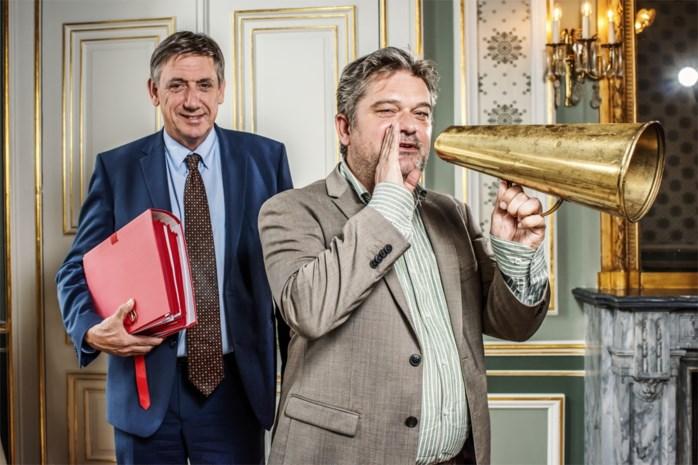"""Olivier Van Raemdonck, woordvoerder van Jan Jambon: """"Wij co-creëren de waarheid"""""""