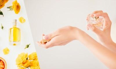 Waarom je met dit warme weer best van parfum verandert