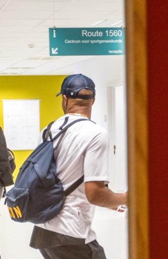 Odjidja legt medische tests af bij AA Gent, maar er is nog een belangrijk struikelblok