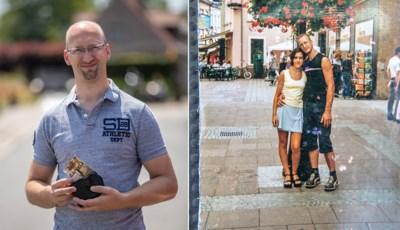 """Anthony bewaart een foto van zijn vrouw op hun eerste vakantie: """"Bij ons gaat alles volgens traditie, behalve hoe we elkaar leerden kennen"""""""
