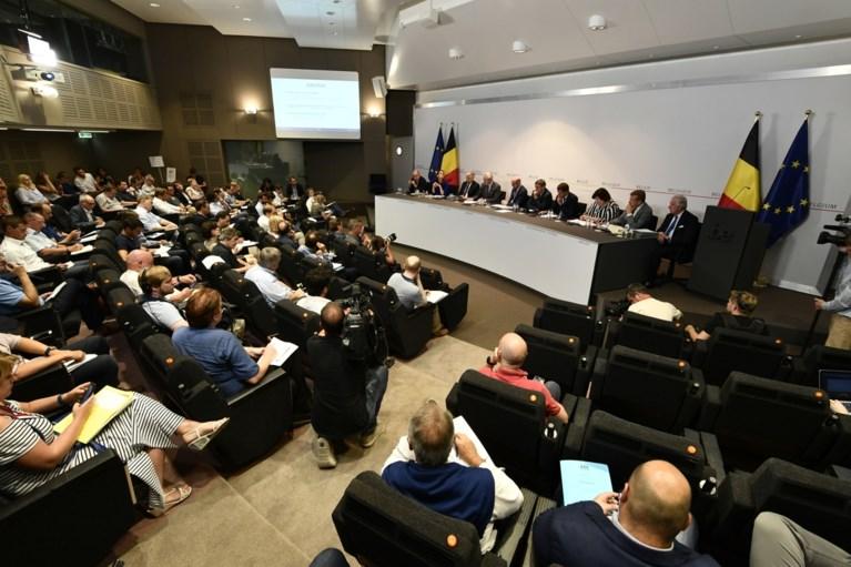 Regering-Michel bereikt akkoord over begroting en jobsdeal, ook deal voor Arco en Belfius