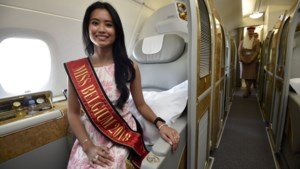 Wordt Miss België straks piloot bij luchtvaartmaatschappij uit Dubai?