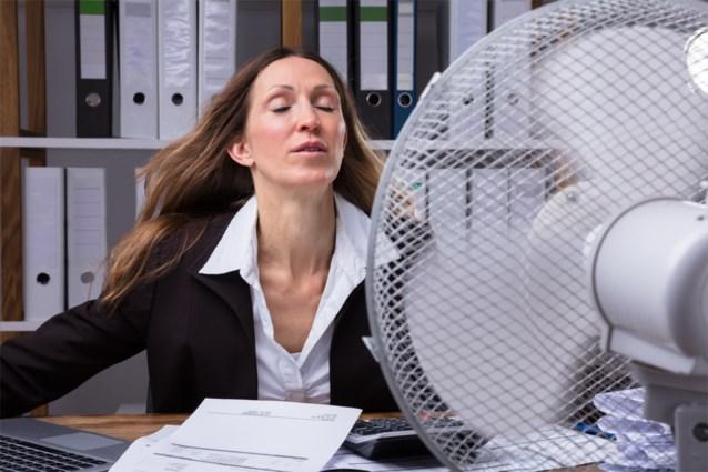 IJsjes, hoofddeksels of extra pauzes: 97 procent van bedrijven neemt maatregelen tegen hitte