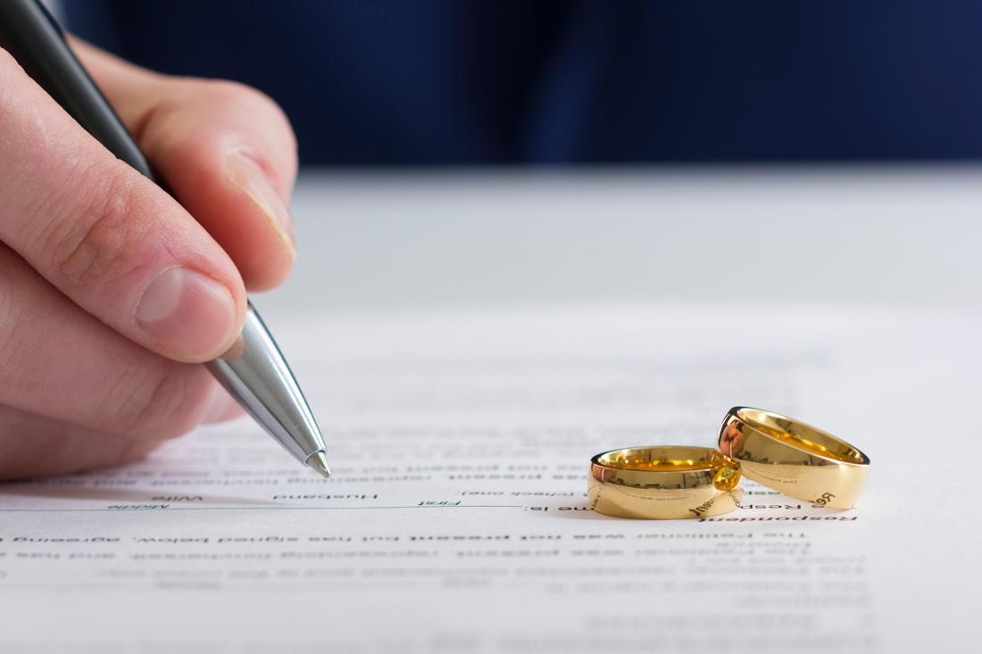 Na 40 Jaar Huwelijk Scheiden