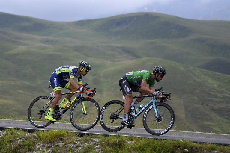 Spektakel in ultrakorte bergrit: Froome kraakt, Thomas imponeert, Quintana wint
