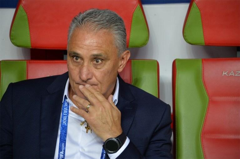 Spaanse interim-bondscoach stapt op na WK-debacle, Brazilianen willen verder met Tite