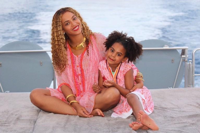Hoe schattig: Beyoncé toont eindelijk nog eens haar tweeling