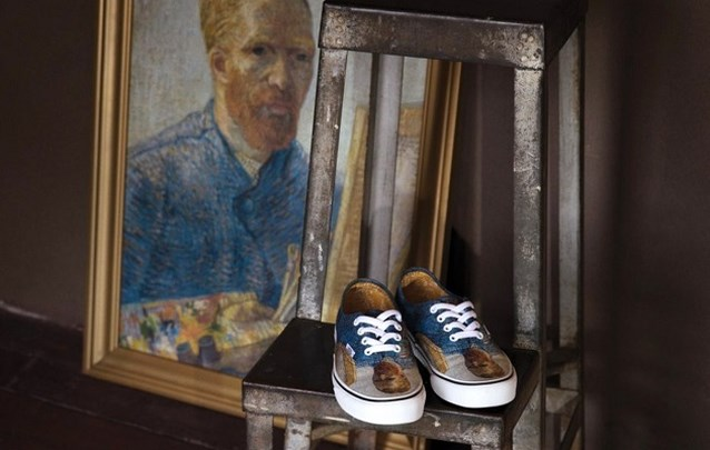 Vans komt met collectie die helemaal in teken staat van Vincent Van Gogh