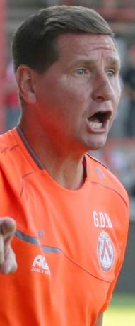 """Kortrijk-trainer De Boeck na walk-over van Anderlecht: """"Ik verschiet hier niet van"""""""