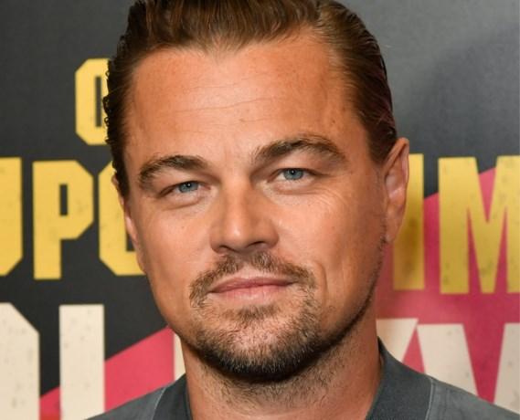 Leonardo DiCaprio ziet er helemaal anders uit voor nieuwe filmrol