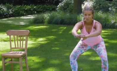 Met deze oefeningen krijg je strakke benen in tien minuten