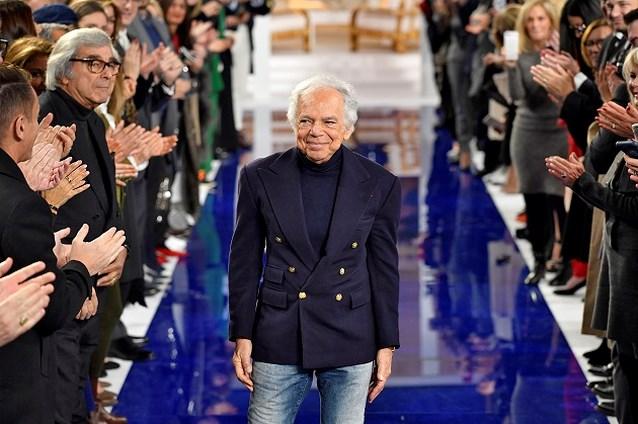 Ook Ralph Lauren bant mohair