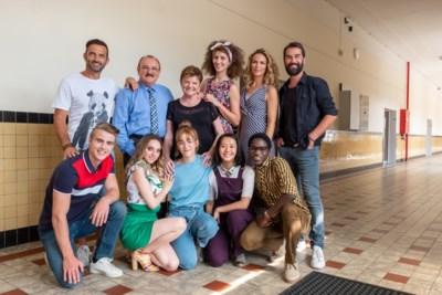 """Janine Bischops en Hugo Sigal spelen mee in nieuwe Ketnet-serie: """"Hitte is een probleem"""""""