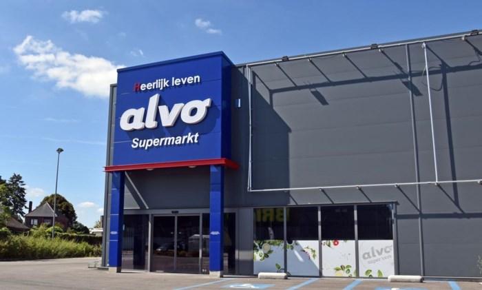 Supermarkt Alvo heropent deuren in najaar