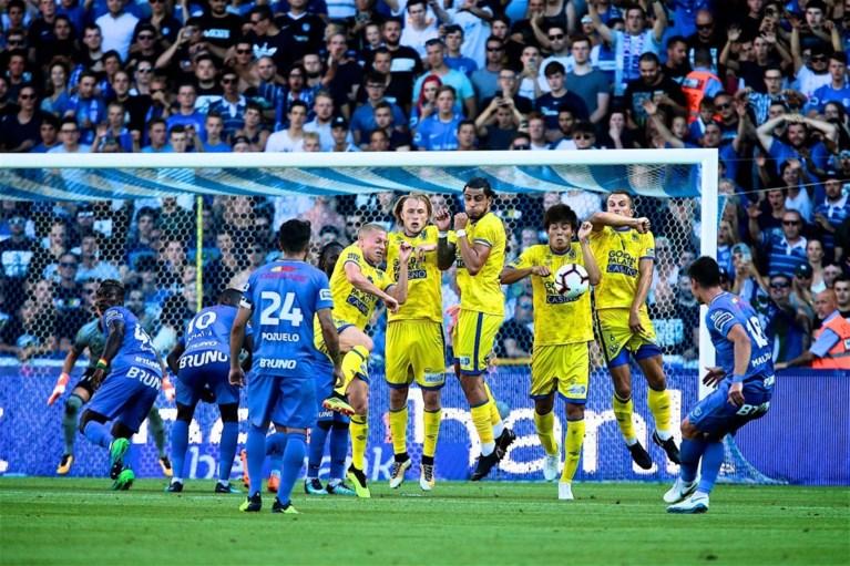 Japanse debutant bezorgt STVV gevleid punt in derby, inefficiënt Genk raakt vier keer de lat