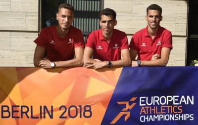 """Onze man sprak in Berlijn met de Borlées voor de start van hun EK: """"Drie broers in de finale? Moeilijk, maar niet onmogelijk"""""""