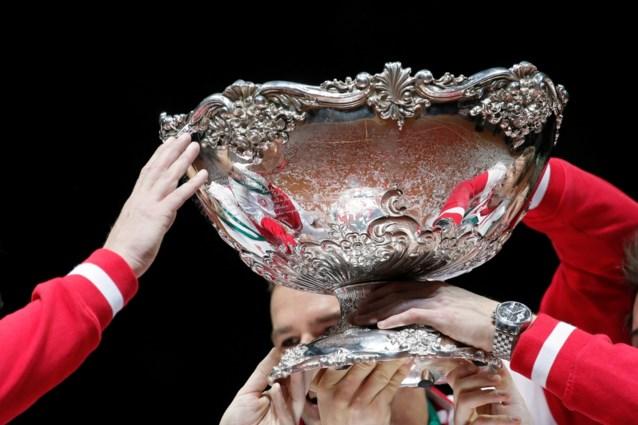 Rijsel en Madrid zijn kandidaat-organisator voor eventuele nieuwe formule van Davis Cup in 2019