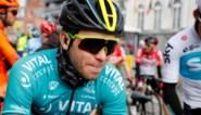 Kris Boeckmans breekt arm en zegt af voor na-Tour dernycriterium Antwerpen