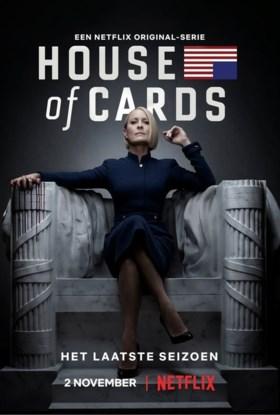 'House of Cards' komt dan toch terug voor laatste seizoen - al is Kevin Spacey nergens te bespeuren na wangedrag